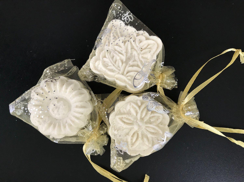 Menthol Crystal Shower Tabs, Effervescent Decongestant 3 Pieces