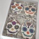 Sugar Skull Bath Bomb Day of the Dead Gift Box