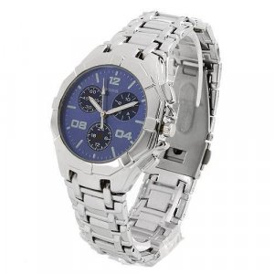 Goldis Chrono, Water Resistant, Ss Watch