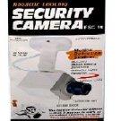 Decoy Security Surveillance Camera with Motion Sensor