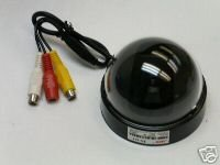Wired Color Dome SPY Camera Security Surveillance