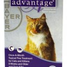 Advantage Flea Treatment- Cats