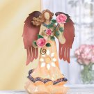 Lighted Angel Figurine
