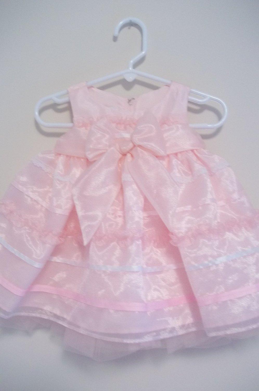BONNIE BABY - INFANT DRESS 3/6 MONTHS