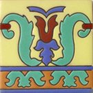 mexican high relief border tiles