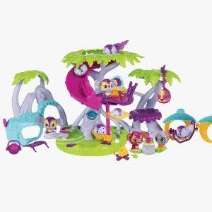 Zoobles! Razoo�s Treehouse Play Set