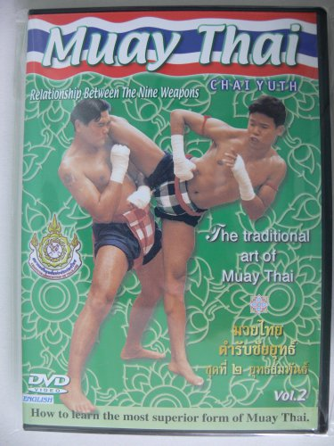Muay Thai Kick Boxing MMA Training DVD VDO Gift K1 Mixed Martial Art Tradition-2
