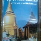 Bangkok Muay Thai Boxing Royal Palace Emeral Buddha Barge Dance Crocodile DVD