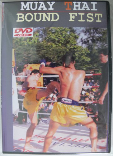 Muay Thai Kick Boxing MMA DVD Gift K1 UFC Mixed Martial Art Fist Bound Bare Hand