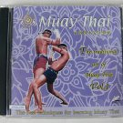 Muay Thai Kick Boxing MMA Training VDO CD Gift K1 UFC Martial Art Technique #1