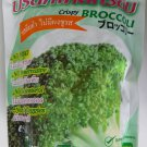 Broccoli Crispy Tom Yum Veggie Vegetarian Food High Dietary Fiber Vitamin C Sulforaphane Indole 30g