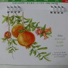 Desk Calendar 2013 Thai Herb Pomegranate Aloe Vera Broken Bone Free Translation