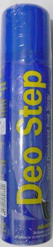 Foot Shoe Deodorant Antiperspirant Spray Odor Disinfectant Stinky Remove Sport NIB