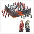 #13210 Dragon'S Realm Chess Set