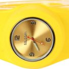 Canary Yellow Slap Watch