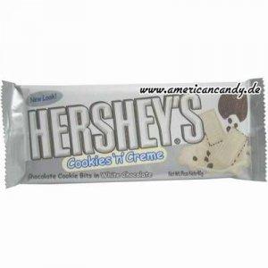 Chocolate Blanco Hersheys
