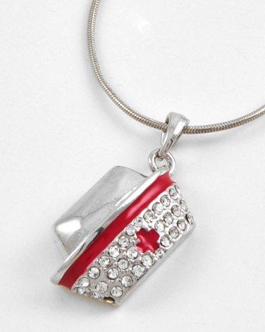 Medical Nurse Hospital Doctor Chain Necklace