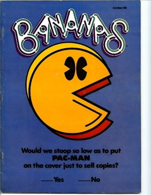 Bananas #58 1982