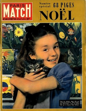 Paris Match #144 December 22, 1951 France