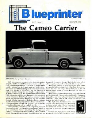 ERTL Blueprinter, v. 5, n. 3.  May/June 1991