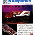ERTL Blueprinter, v. 4, n. 6.  November/December 1990