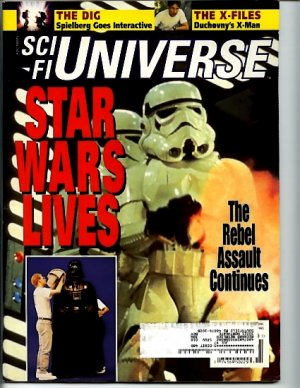 Sci-Fi Universe #11 November 1995
