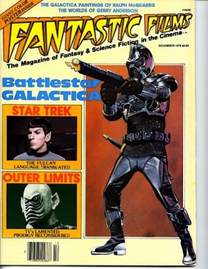 Fantastic Films December 1978