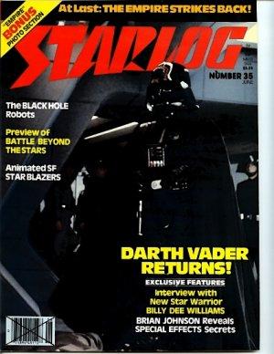 Starlog #35 June 1980