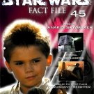 Star Wars Fact File #45 UK 2002