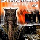 Star Wars Fact File #48 UK 2002