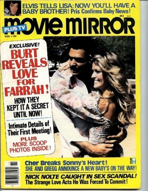 Movie Mirror November 1977