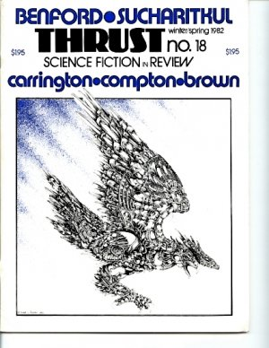 Thrust #18 Winter/Spring 1982