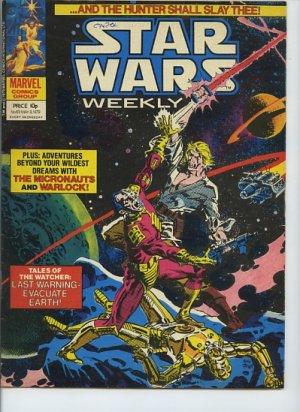 Star Wars Weekly #63, May 9, 1979  UK