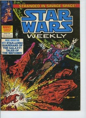Star Wars Weekly #83, September 26, 1979 UK
