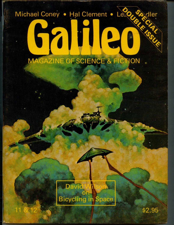 Galileo magazine of science fiction #11-12 1978
