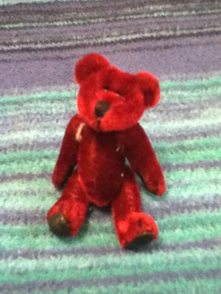 Little Red Bear