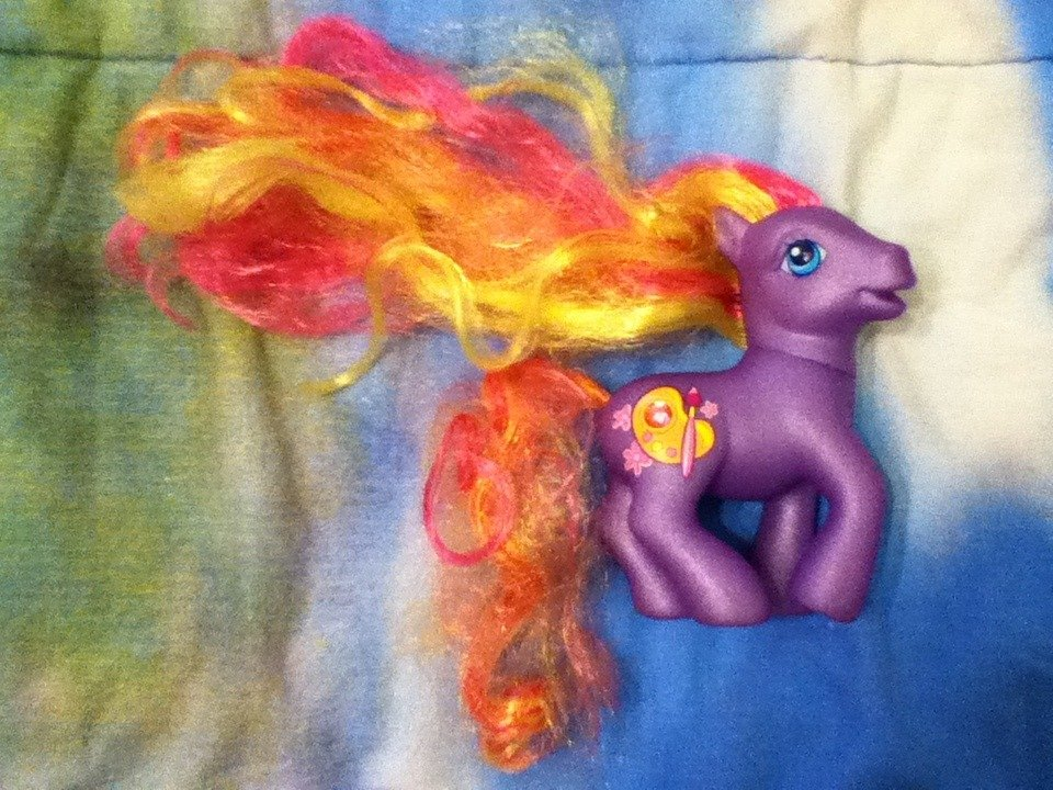 My Little Pony G3 SLH Dibble Dabble