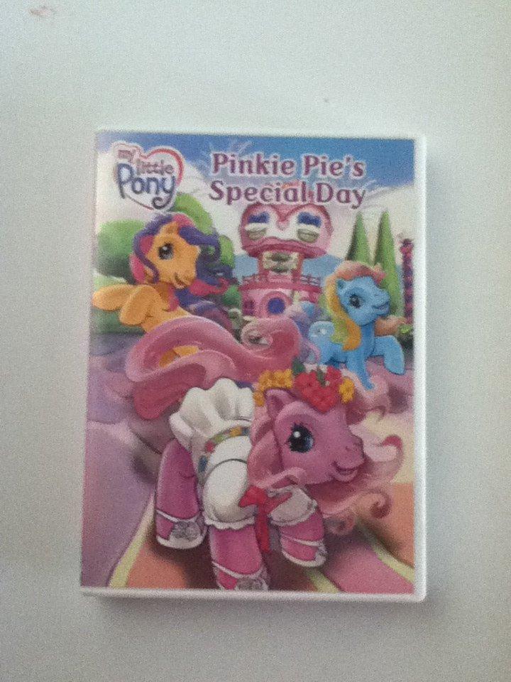 MLP Pinkie Pie's Special Day DVD