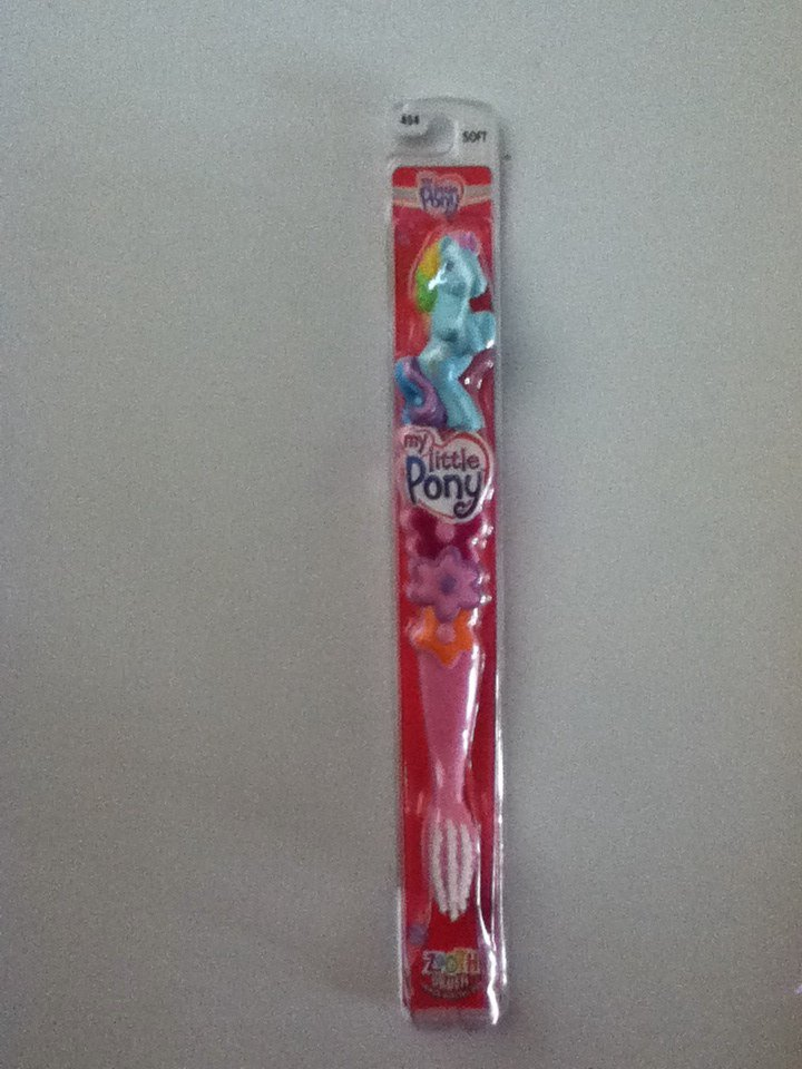 MLP Rainbow Dash Toothbrush *SOLD*