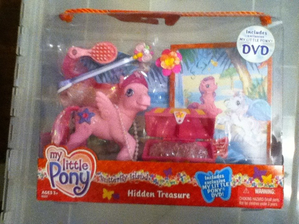 My Little Pony Hidden Treasure