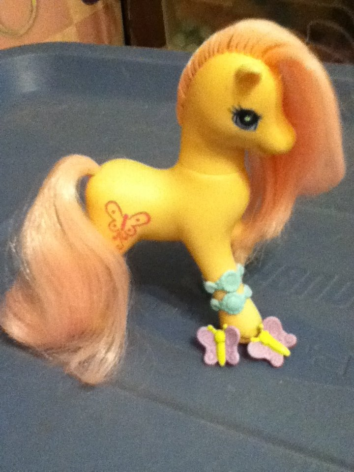 My Little Pony Sky Skimmer with accessories