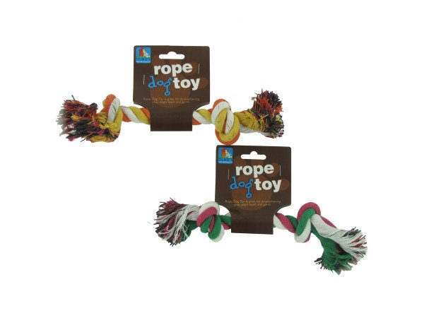 "9"" Rope Toy *Buy 2 get 1 free*"