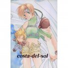 FINAL FANTASY VII DOUJINSHI / costa-del-sol / Cloud x Yuffie