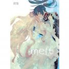MACROSS FRONTIER DOUJINSHI / melt / Alto x Sheryl mixed breed