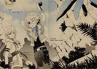 FINAL FANTASY XIII DOUJINSHI / Target / Hope x Lightning