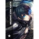 VOCALOID DOUJINSHI / B&W / Black Rock Shooter, Miku