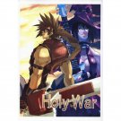 GUILTY GEAR DOUJINSHI Holy War RARE!