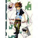 REBORN DOUJINSHI / Love is... Boy Meets Girl!! / Tsuna x Haru 2786