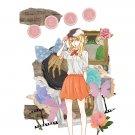 TIGER & BUNNY DOUJINSHI / DEAR / Koutetsu x Karina, Wild Tiger x Blue Rose