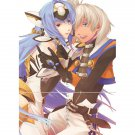 XENOSAGA DOUJINSHI / The Story of Us / chaos x KOS-MOS, Mary x Yeshua